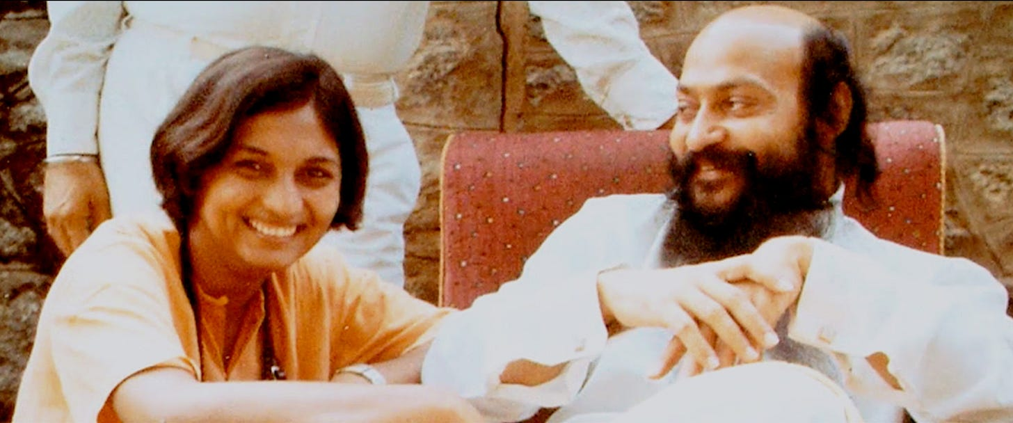 Wild Wild Country: Documentary Makers Talk About Rajneeshees   Time