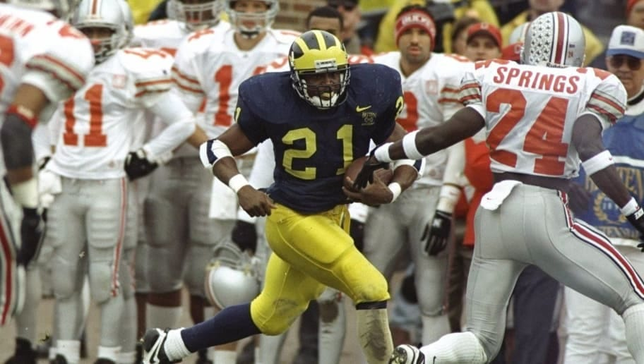 5 Best Moments From the Michigan-OSU Rivalry | 12up