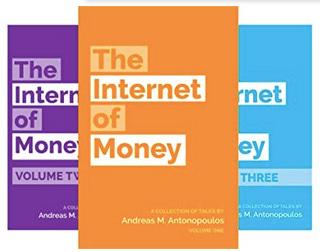 https://www.amazon.com/Internet-Money-Andreas-M-Antonopoulos/dp/1537000454