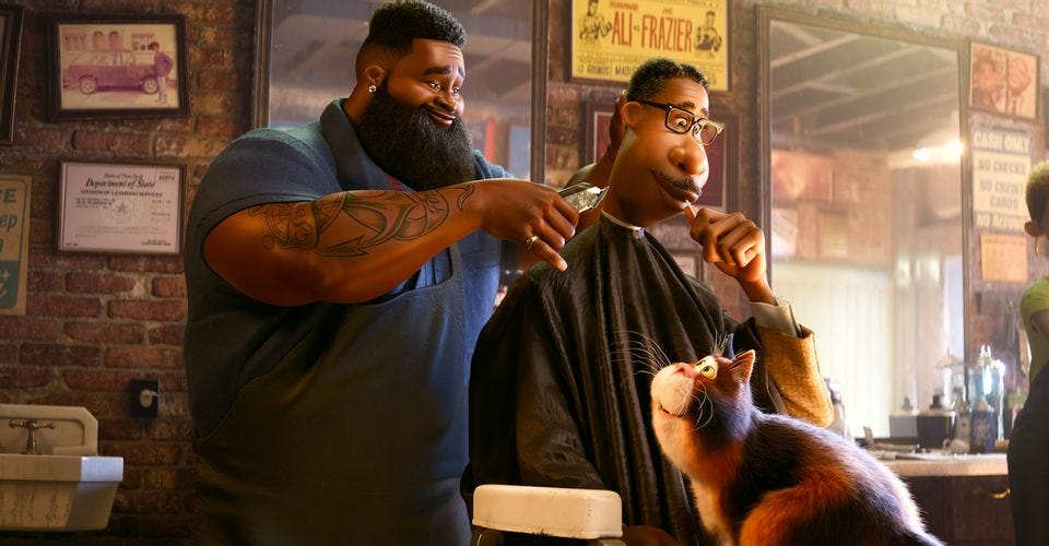Soul: Jamie Foxx Explains Why The Barbershop Scenes Are Integral To The Film
