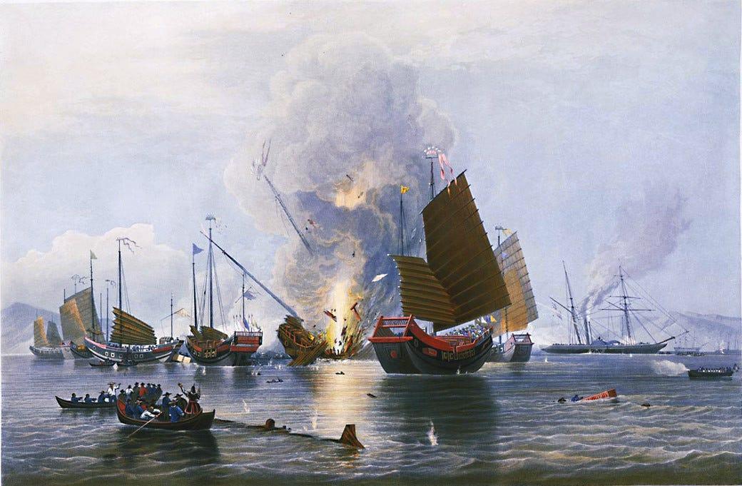 Opium Wars - Wikipedia