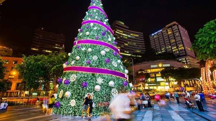 A Christmas Holiday in Singapore - Visit Singapore Official Site