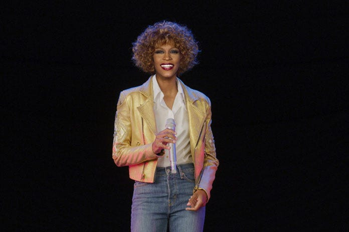 Whitney Houston Hologram Tour Sets Dates