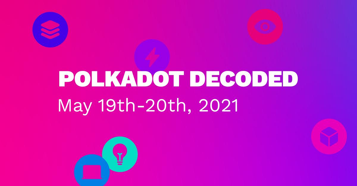 Program | Polkadot Decoded