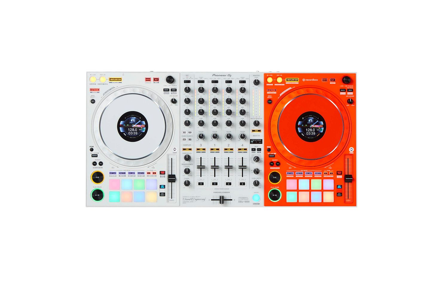 Off-White, Virgil Abloh Team With Pioneer DJ on Controller, Capsule