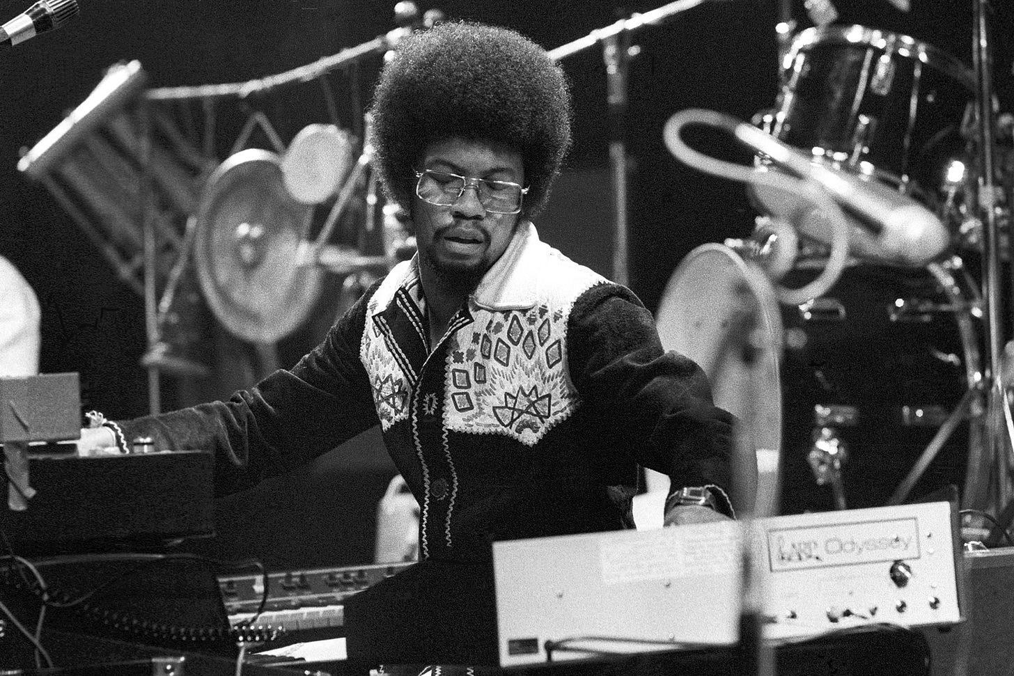 Herbie Hancock's 'Head Hunters' Band Plays Funky 'Chameleon': Watch -  Rolling Stone