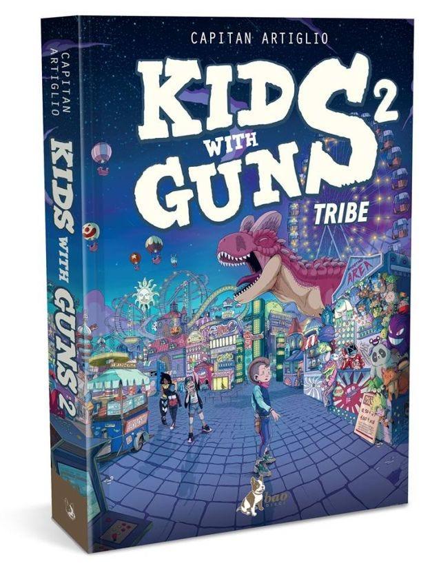 Kids with Guns 2, copertina regular