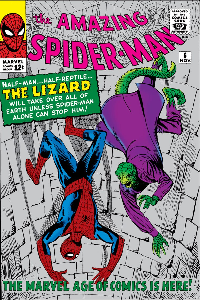 The Amazing Spider-Man (1963) #6   Comic Issues   Marvel
