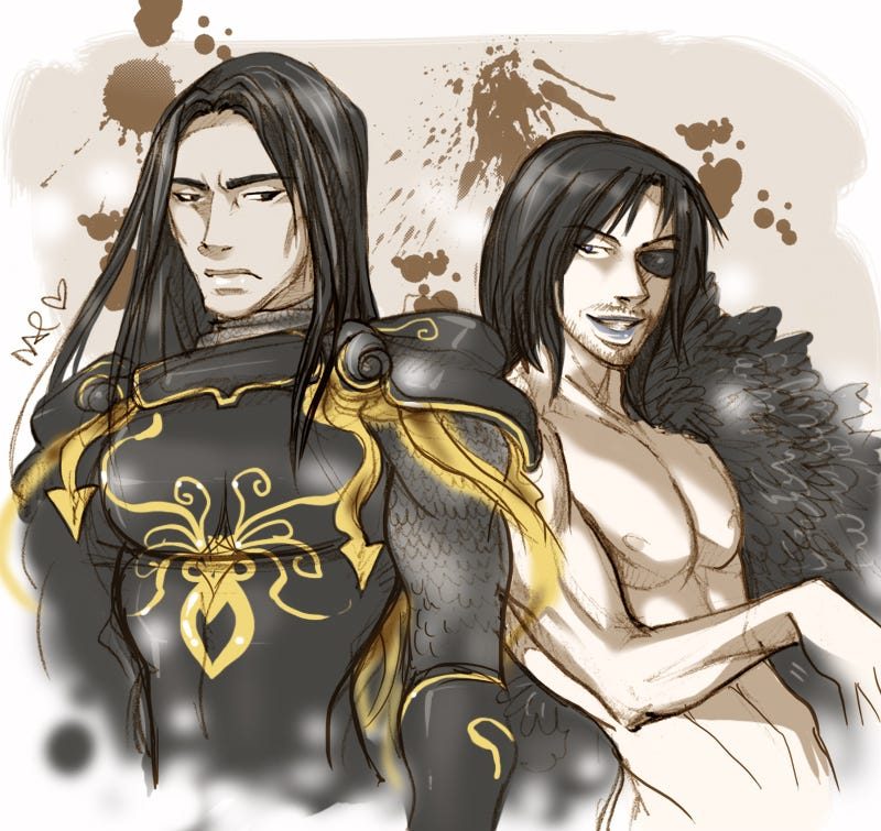 Victarion and Euron