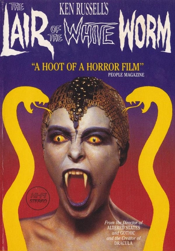 Lair of the White Worm - Horror Land