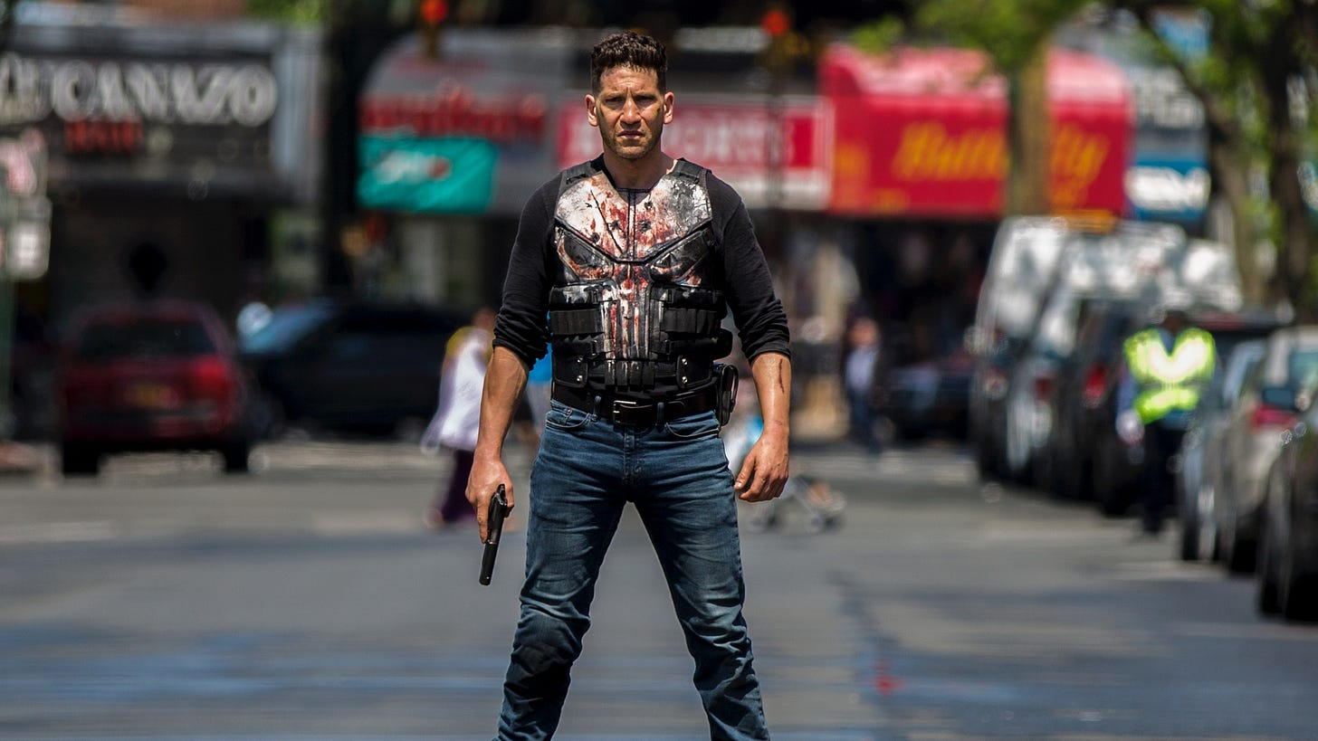 The Punisher Star Jon Bernthal Says Season 3 Might Still ...