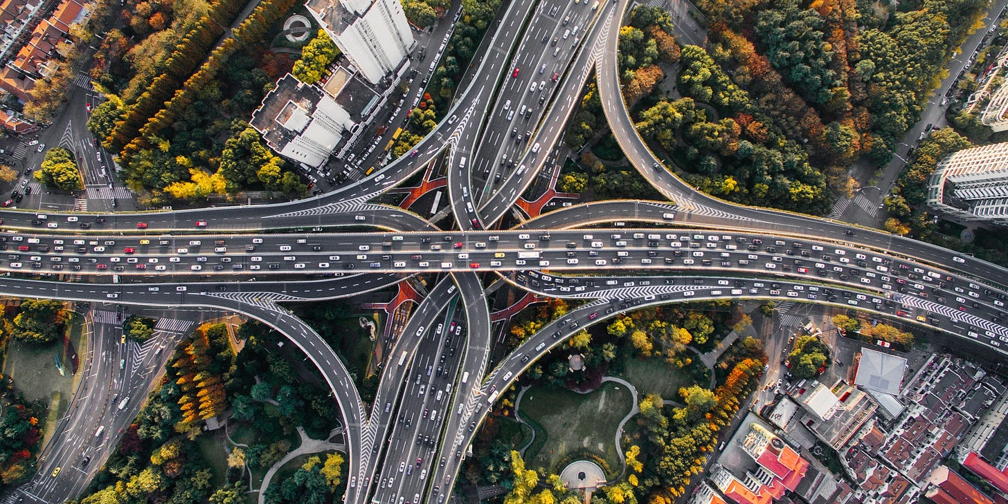 Autonomous vehicle routing is one of the most championed testbeds for practical RL: a problem at scale with well-defined constraints.