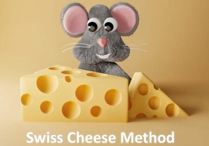 swiss cheese method