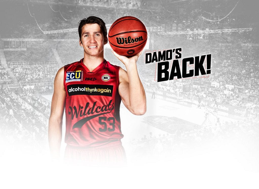 Credit: Perth Wildcats