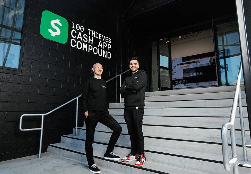 100 Thieves Cash App Compound
