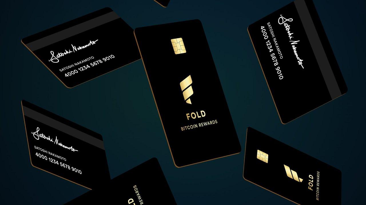 Fold Card - The first bitcoin rewards card - YouTube