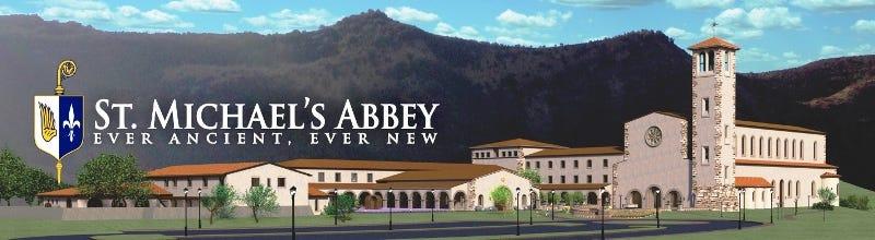 Image result for st michael's abbey silverado