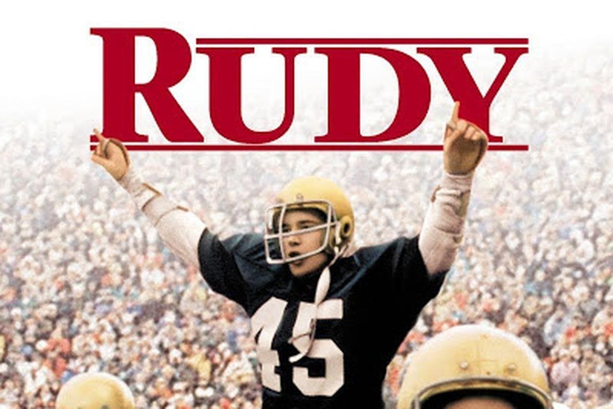 Top 10 football movies ever: No. 7, Rudy - Niners Nation