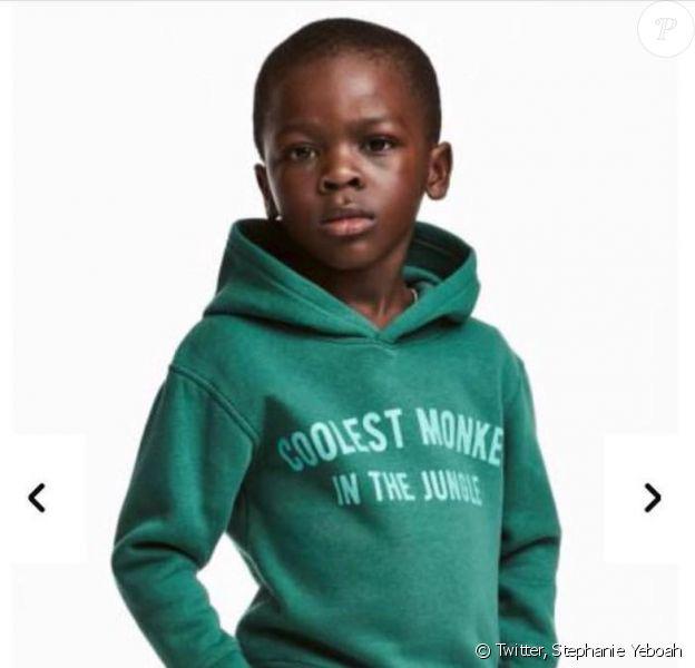 H&M : La marque accusée de racisme s'excuse, The Weeknd prend ses ...