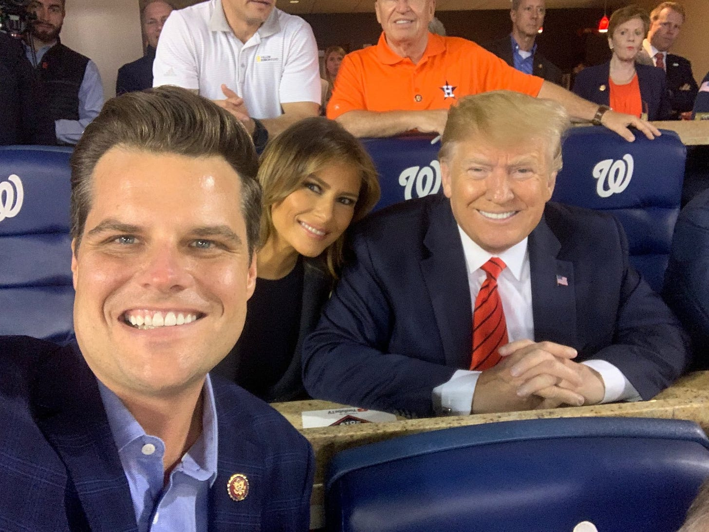 Florida Rep. Matt Gaetz says he kind of likes being called a 'tool' | Blogs