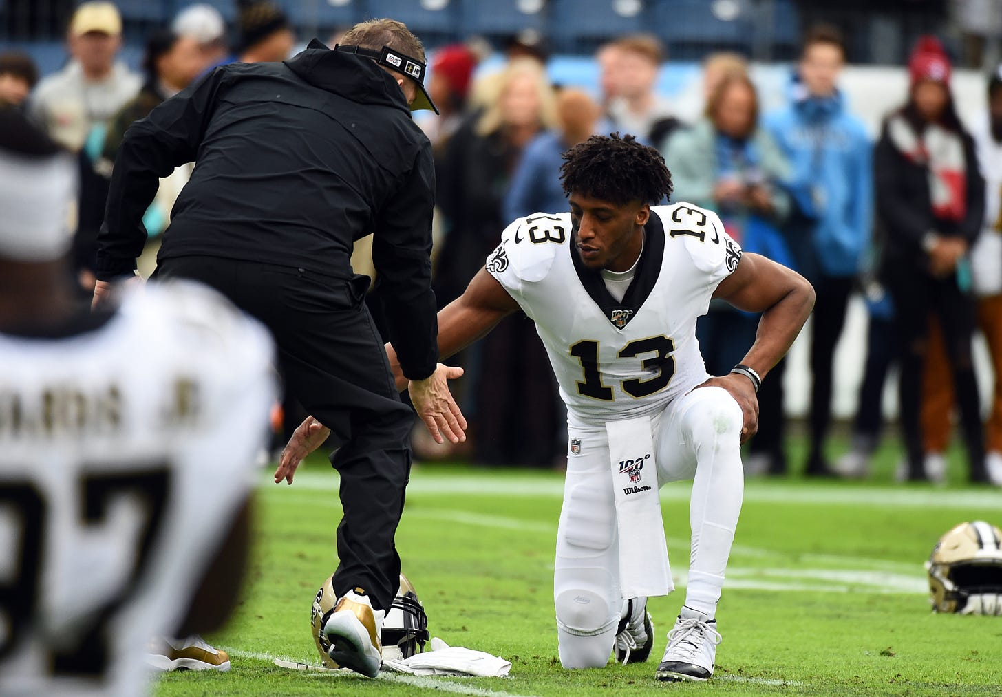 New Orleans Saints: WR Michael Thomas to return within 2 to 4 weeks