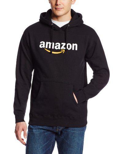 Amazon Gear Unisex 10-Ounce Hooded Sweatshirt   Black pullover hoodie,  Black sweater hoodie, Cheap hoodies men