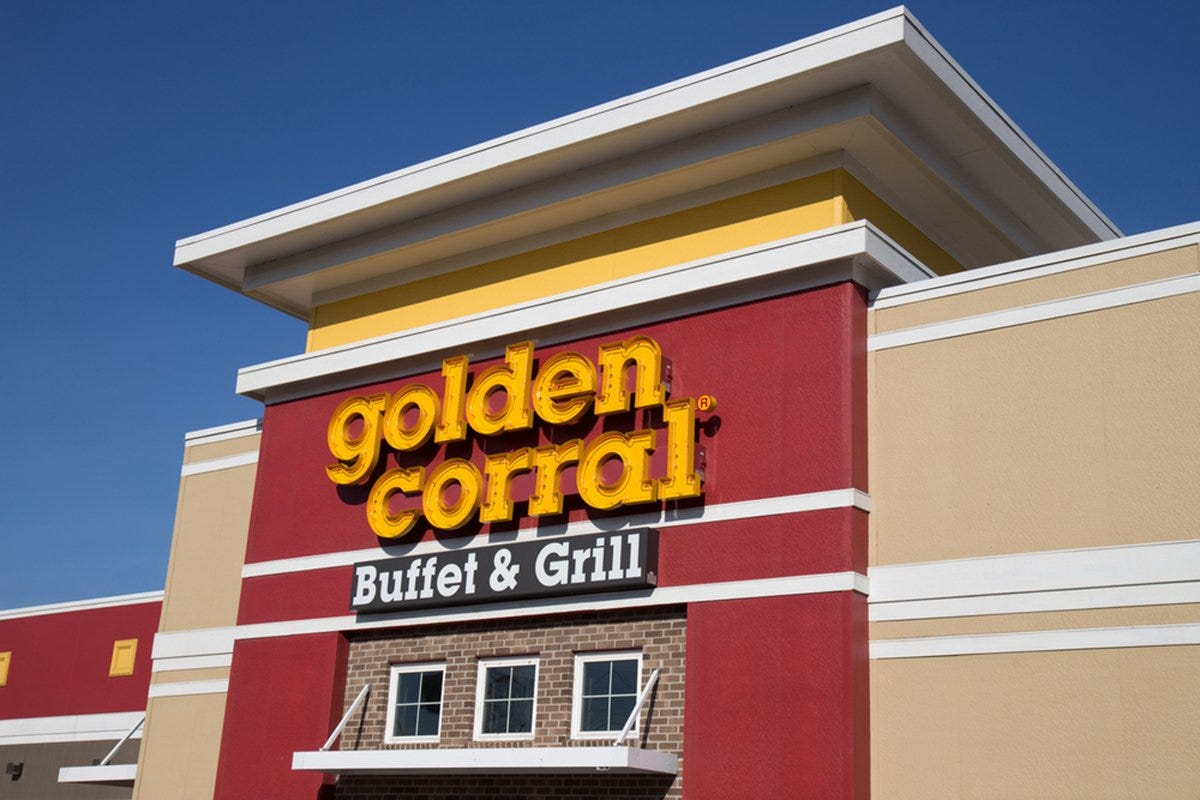 9 Things You Have to Know About Golden Corral | Taste of Home