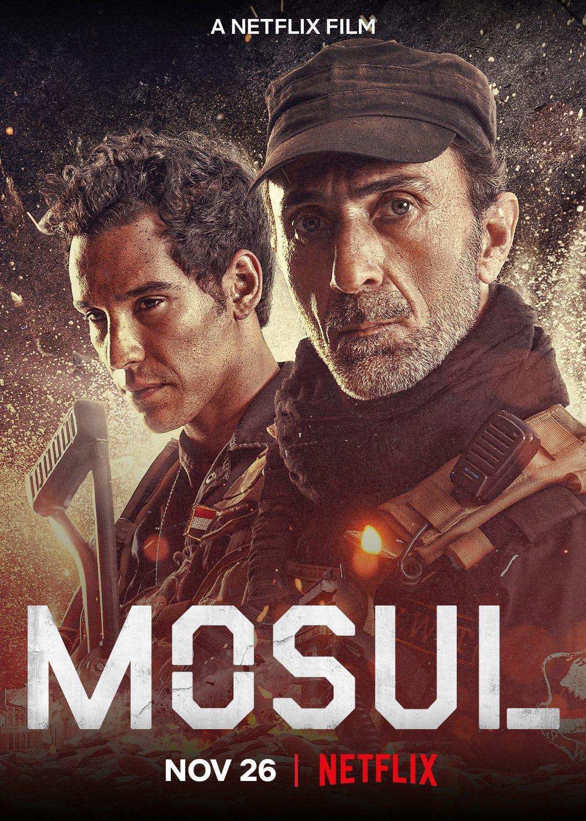 Mosul (2019) - IMDb