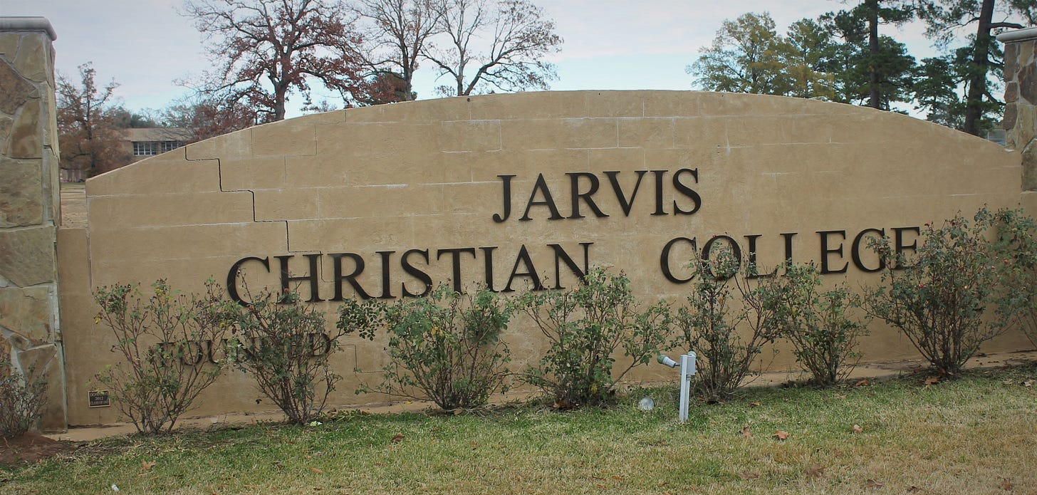 Jarvis Christian College - Wikipedia