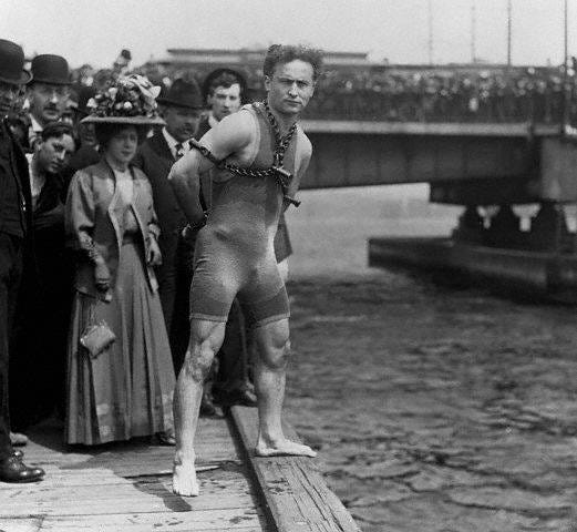 Harry Houdini's greatest tricks revealed, from breaking ...