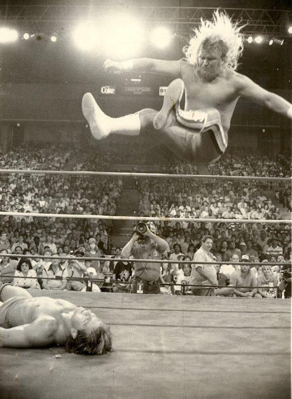 Bobby Eaton vs. Tommy Rogers, Summer 1988