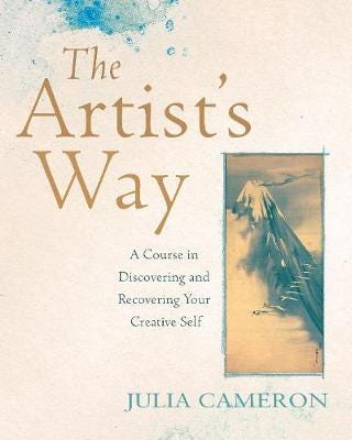 The Artist's Way by Julia Cameron   Waterstones