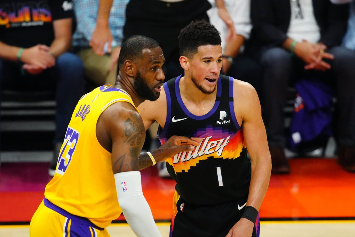 COTS2: Inside the Suns - Suns vs Lakers: The Good, The Bad and Series  Predictions - Bright Side Of The Sun