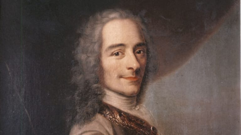 10 Things You Should Know About Voltaire - HISTORY