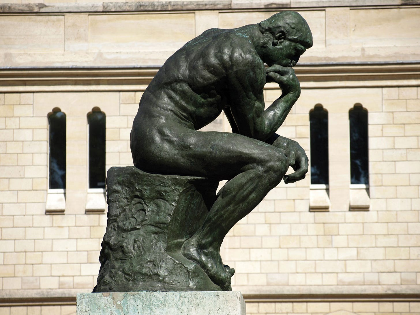 The Thinker | History, Description, & Facts | Britannica