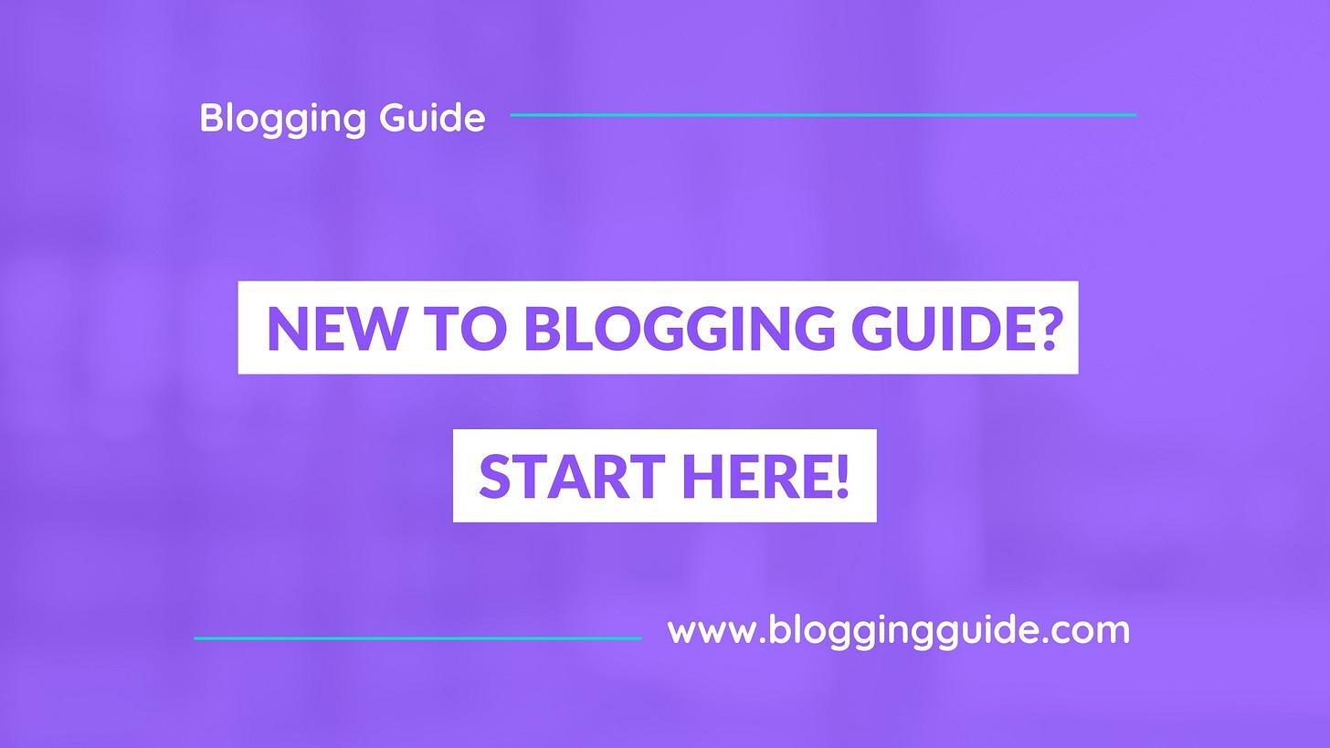blogging guide, blogging guide newsletter, best substack newsletters, top substack newsletters, best media newsletters, casey blogging guide