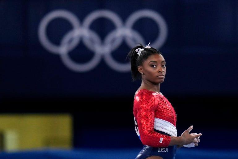 Simone Biles to make her Olympics return on Tuesday | Olympics News | Al  Jazeera