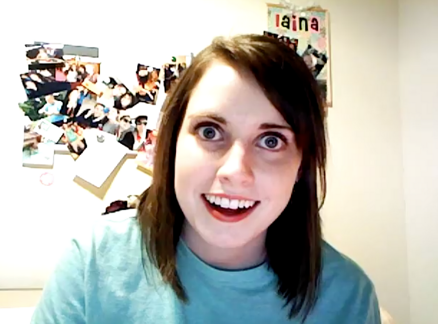 Overly Attached Girlfriend | Foundation