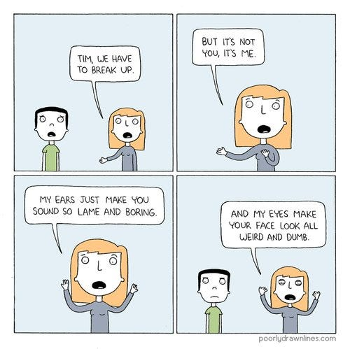 These 10 Breakup-Themed Comics Are Way Better Than Therapy ...