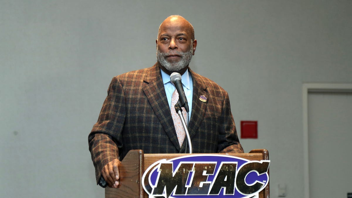 MEAC Commissioner Thomas talks teams exiting, COVID-19 in Zoom conference