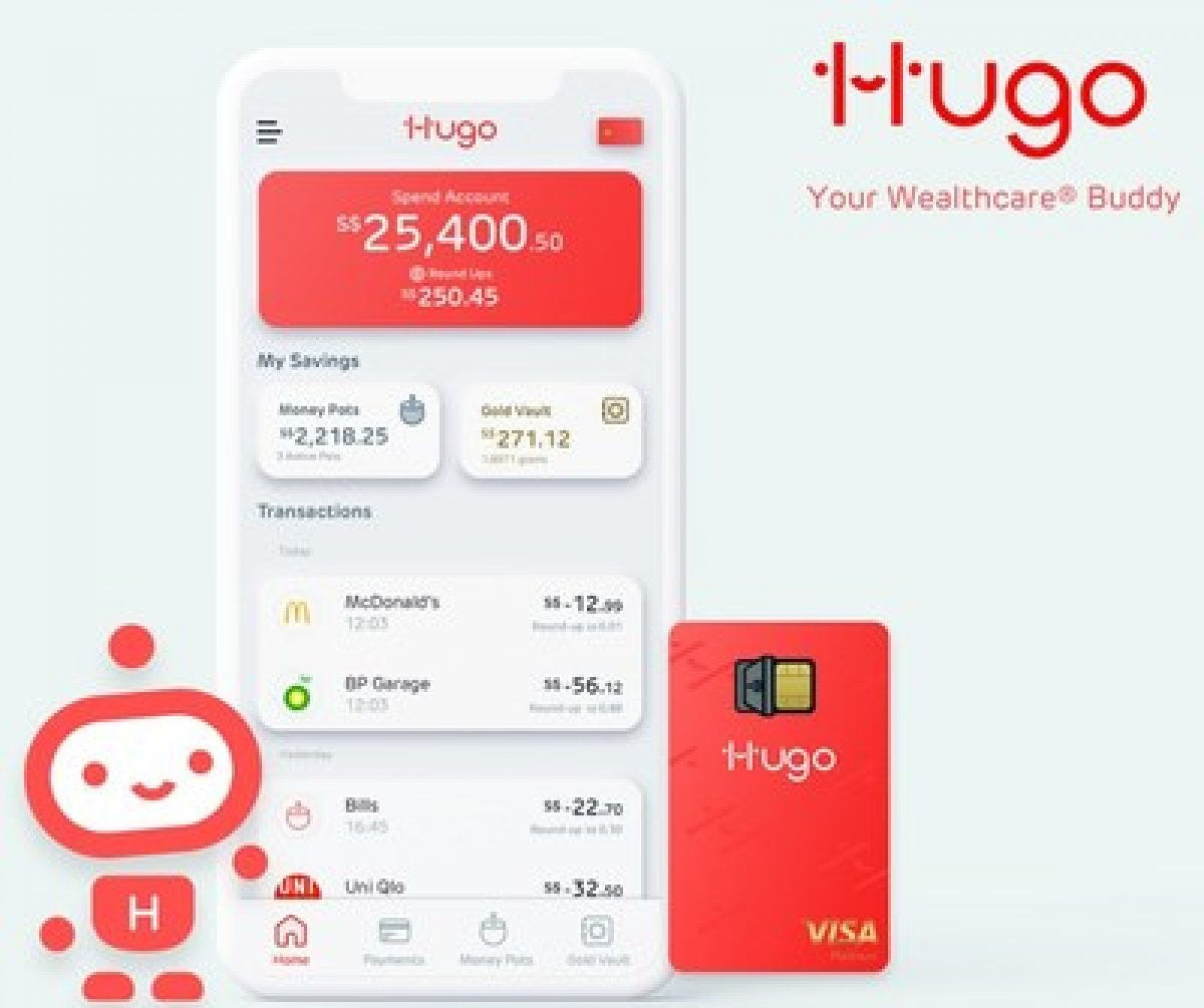 Hugo launches Singapore's first Wealthcare(R) app - Headlines of Today