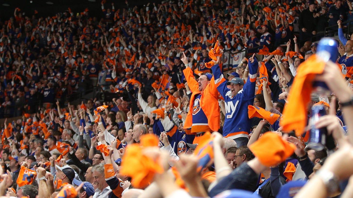 Islanders-Bruins in NHL playoffs is proper sendoff for Nassau Coliseum
