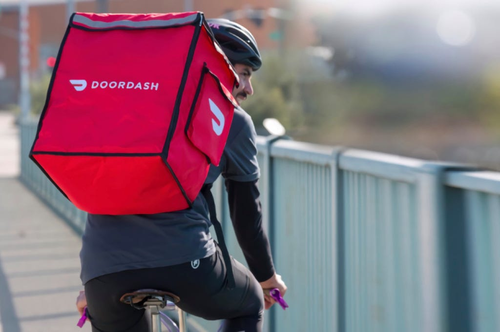 DoorDash will offer financial assistance to delivery workers diagnosed with  COVID-19 or quarantined | TechCrunch