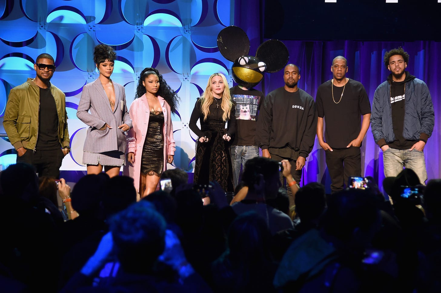 Image result for tidal launch press release