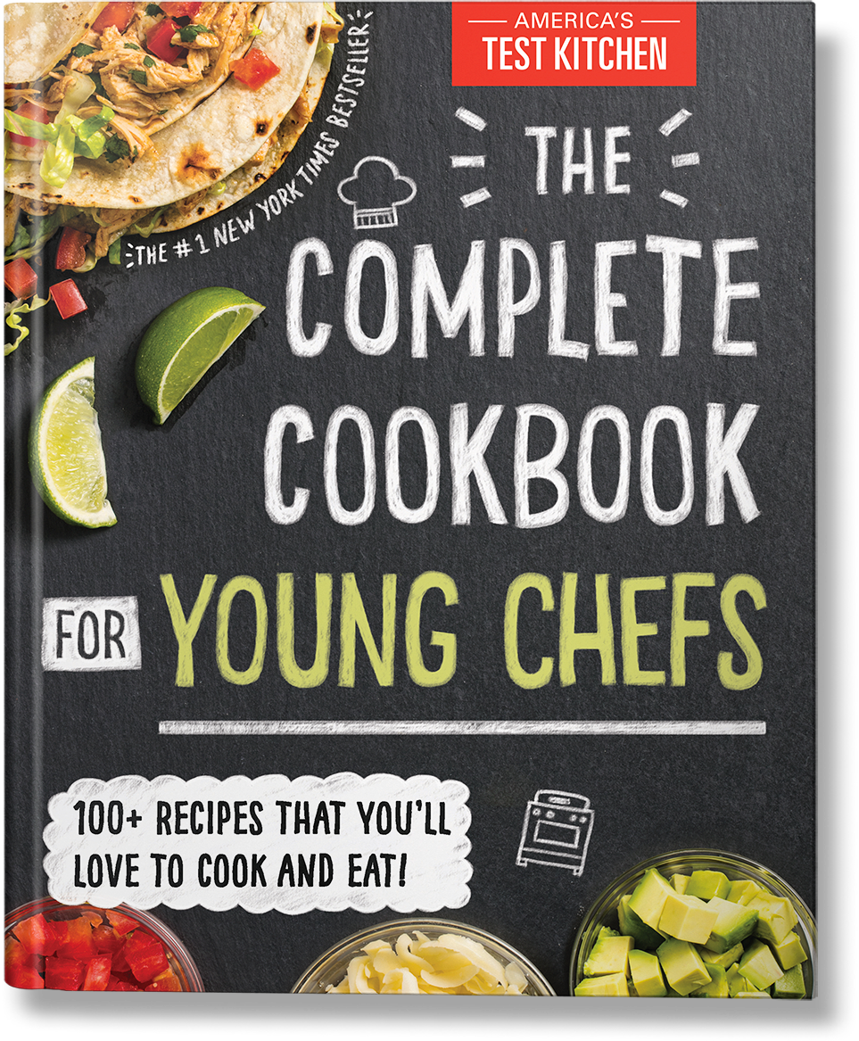 The Complete Cookbook for Young Chefs by American Test Kitchen Kids