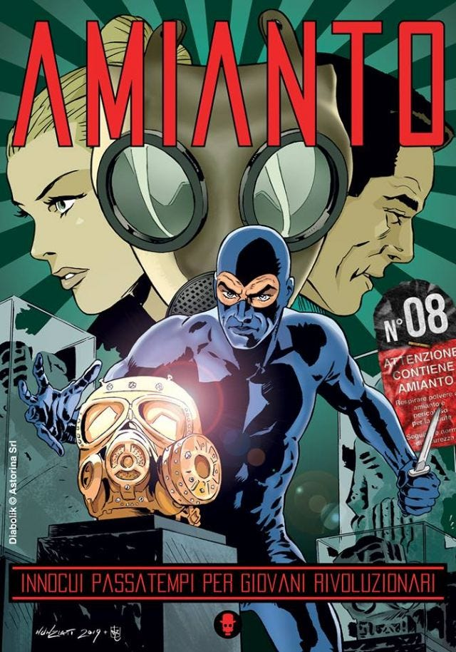 Amianto Comics n° 8