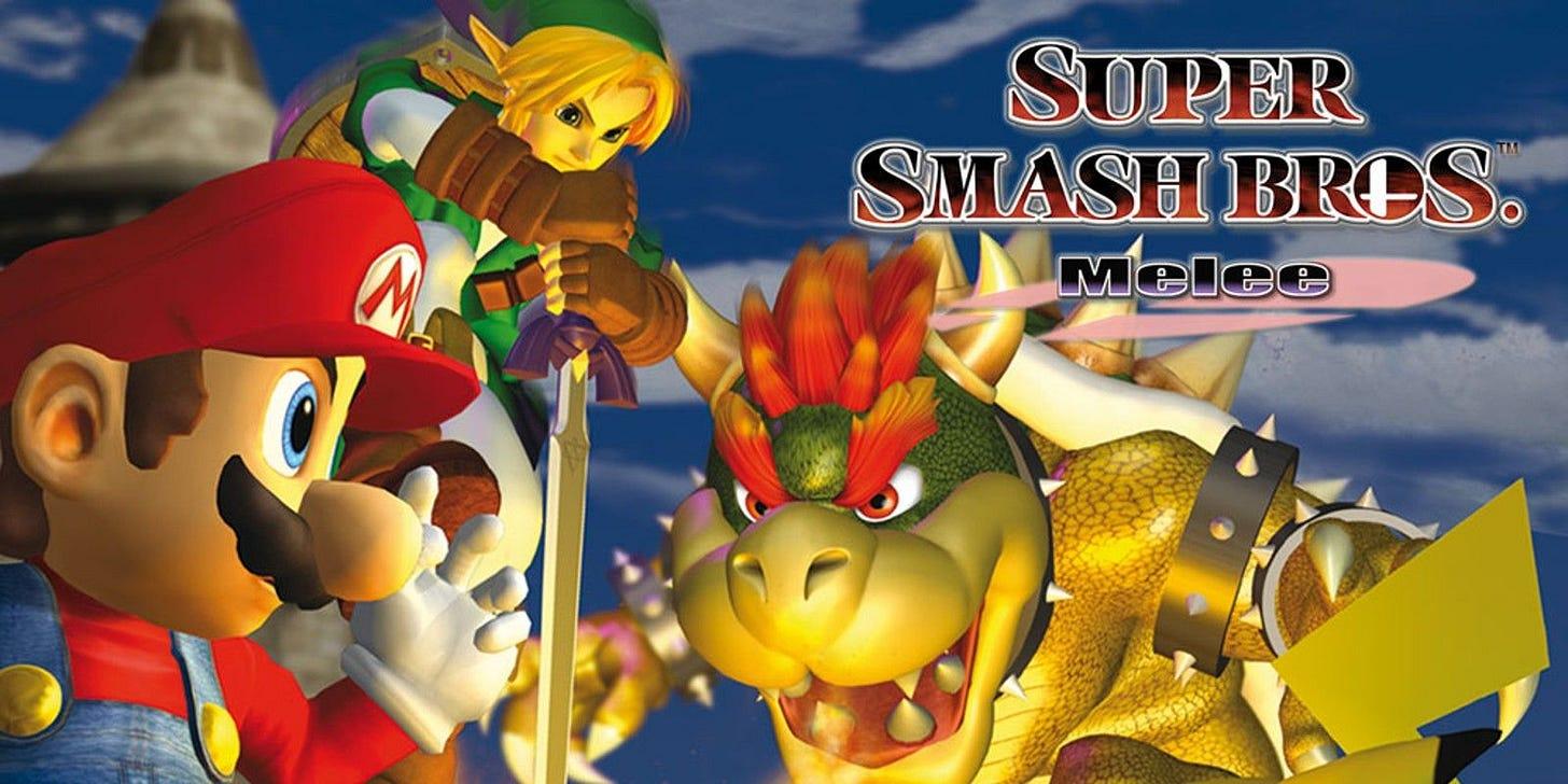 The 10 best Super Smash Bros. melee stages