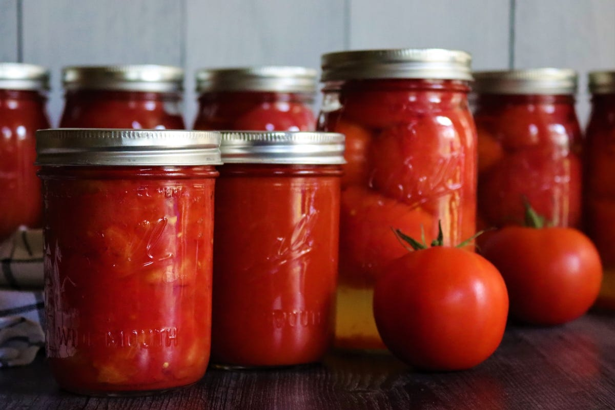 30+ Tomato Canning Recipes to Preserve the Harvest