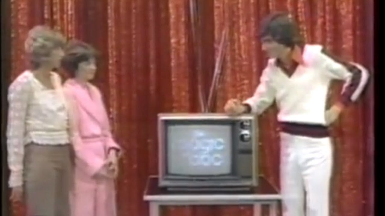 David Copperfield - The Magic of ABC 1977 [Full] - YouTube