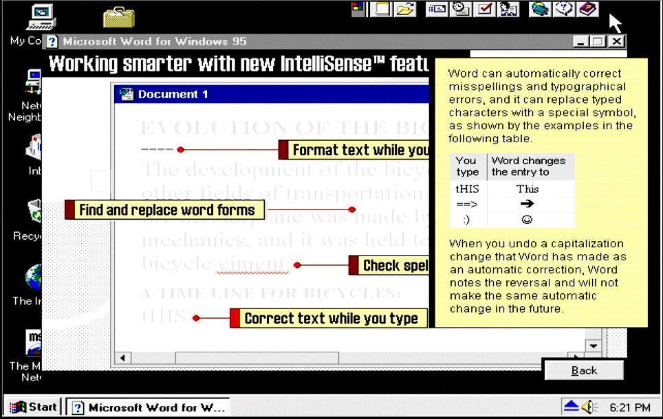 Working Smarter with new Intellisense